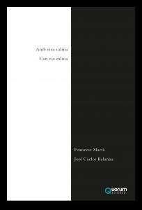 AMB EIXA CALMA — CON ESA CALMA